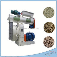 feedmilling with pelletizing plant