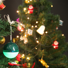 New style mini portable wireless bocina TWS LED christmas ball <strong>bluetooth</strong> <strong>speaker</strong>