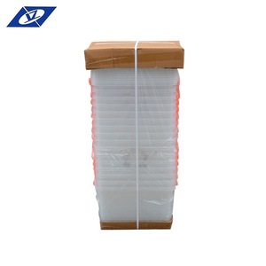 OEM Multipurpose Stackable Plastic Clear Storage Boxes