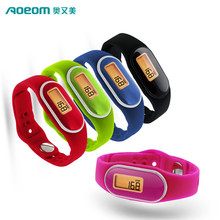 Fitness Activity Tracker Smartband Sport Bracelet Smart Band Wristband Silicone Pedometer