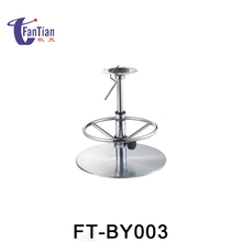 high quality bar chair special used round stainless steel swivel lift bar stool