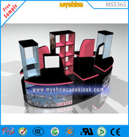 10 working days delivery double sided hair salon styling station