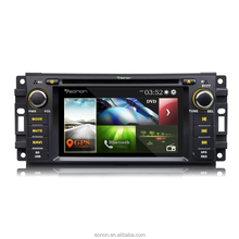 "EONON D5177Z 6.2"" Digital Touch Screen Car DVD Player with GPS For JEEP Sebring/ 300C/ Compass/ Grand Cherokee"