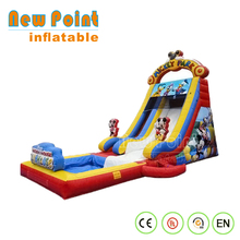 commercial bouncer castle giant inflatable slide for sale