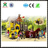 2014 Hot sale!kids playground game center/pirate ship playground/playground for children/outside playground QX-040B