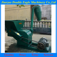big capacity commercial corn stalk crops crushing machine / automatic feeding animal feed crusher machine