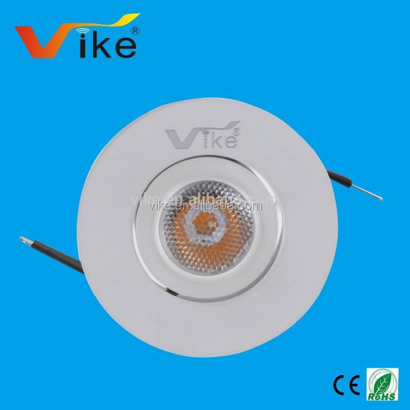 12V Surface Mounted Led Under Cupboard Cabinet Mini Puck Light