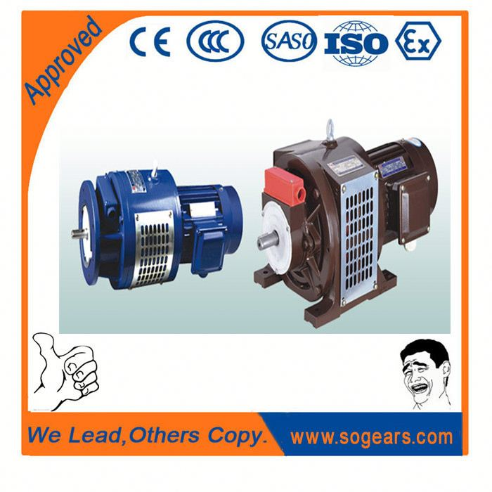 2016 The World wild popular squirrel cage 3 phase induction motor electric motor