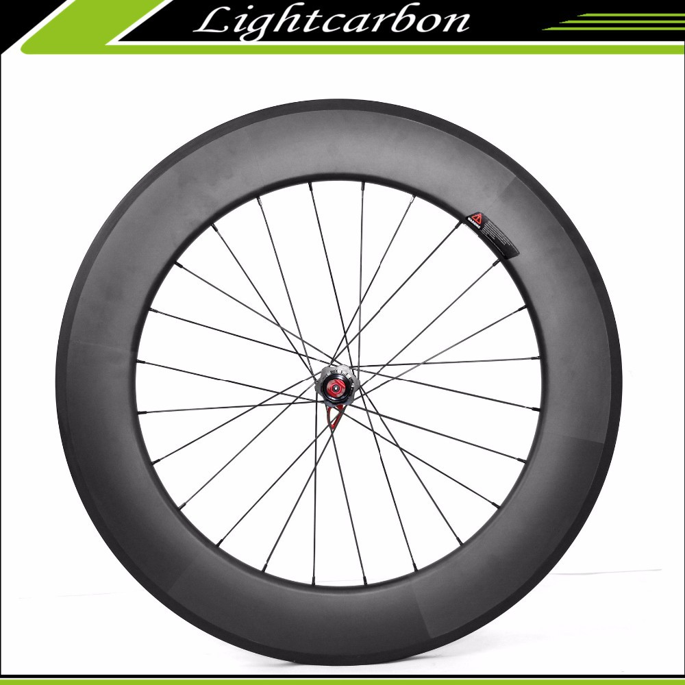 Carbon Fiber Bicycle Wheel 240S-880C Lightcarbon High End 700c Carbon Road Wheels with DT240 Hubs Profile 88mm Clincher Tubeless