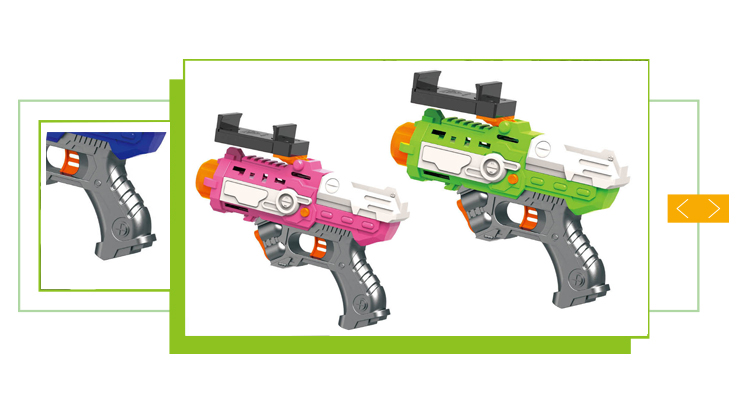 New design electric smart play toys game ar-gun