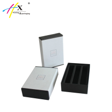 Cheap Olive Oil Packaging Cosmetic Box with Inner Tray