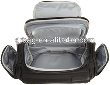 Elegant Toiletry Kit Women Toiletries Bag with Double Zippered Compartment