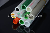 Brand new types of plastic water pipe with high quality