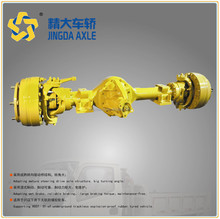 2 ton YTO unferground trackless explosion-proof vehicle truck steerable axle manufacturin torsion axle small steering drive axle