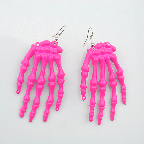 halloween accessories costume suppliers wholesale fashion plastic earring
