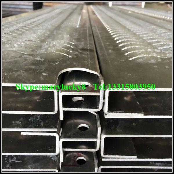 Aluminum Deck Plate Perforated Metal Deck Perforated