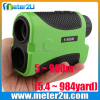 cheap accurate measuring devices 5 ~ 900m (5.4 ~ 984yard) of Laser Rangefinder Telescope