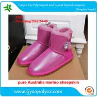 factory directly sale snow boots wholesale