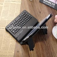 2013 wireless silicon bluetooth keyboard soft keyboard for ipad mini