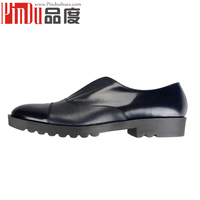 full grain leather manufacturer lady shoes latest casual zapatos shoes women fashion design lady shoes 2013