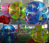 PVC or TPU human hamster ball for sale/inflatable human balloon