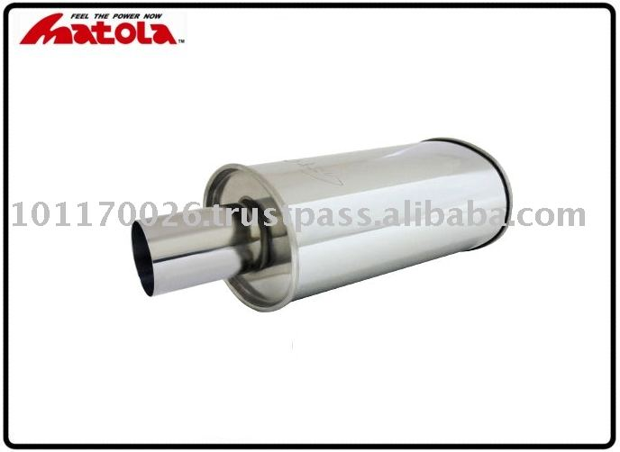 Sport Muffler, Silencer Exhaust, Exhaust Pipe, Catalytic Converters