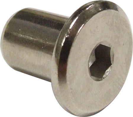 Flat Head Hexagon Socket Sleeve Barrel Nut
