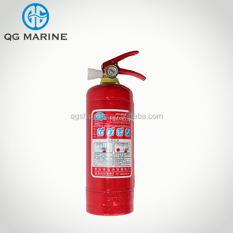 Marine use Portable ABC dry chemical powder DCP fire extinguisher