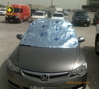 half car cover electric heated car cover automobile car cover
