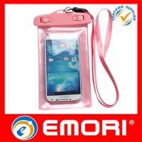 Phone waterproof case for iphone 6 plus