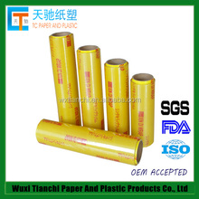300M-2500M transparent cling film food wrap dispenser