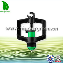 garden micro water irrigation system mini jet rotating sprinkler head
