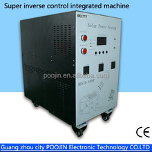 first power battery 1000-3000W pure sine wave Solar photovoltaic power generation system include the battery