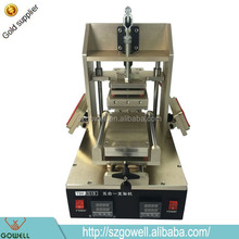 vacuum 5 in 1 lcd touch screen separator oca extractor machine frame bezel bonding machine for iphone and samsung