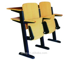 Hot Sale Chair With Writing Table College Desk And Chair