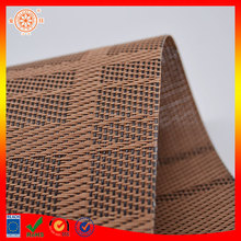 3d woven fabric costing plain braided woven raffia fabric