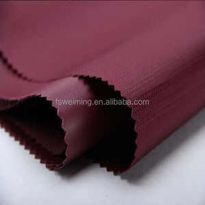 420D polyester bag fabric with pvc backing