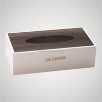 Manufacturer price hotel use tissue box holder for car