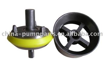 mud pump four-arm valve assy