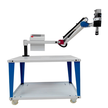 Servo Electric Automatic Point Self-Tapping Threading Screw Machine from Dongguan Taiyi Laser in China