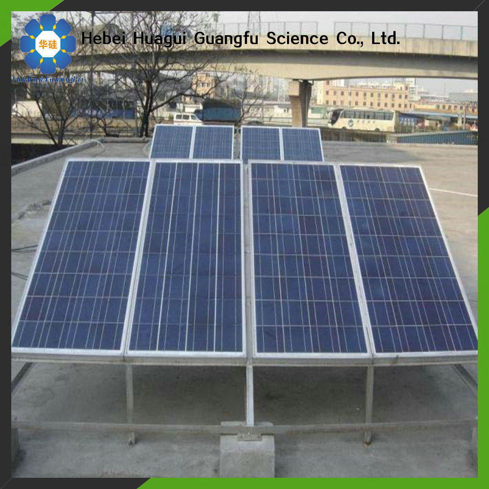 China Hebei 250W ldk solar panel price m2