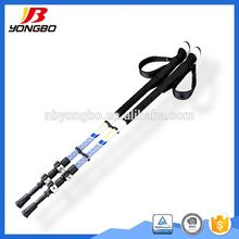 2017 new style adjustable walking stick, carbide tipped, hook walking stick