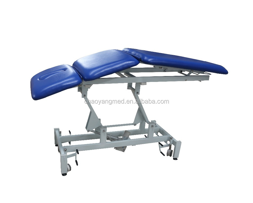 CY-C115 wholesale price electric massage beds Adjustable portable massage table