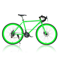 high quality 700C fixed gear bike road bike21 speed disc brake road bike