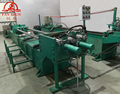 fanshun without heading double tube electric peeling machine