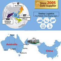 Cheap Sea Shipping Cost from China to Melbourne Australia