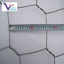 High strength hexagonal gabion wire mesh box