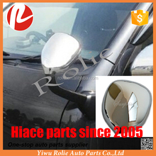 Toyota HiAce G.L Grandia KDH200 fender forehead mirror chrome cover