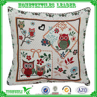 Wholesale patio red custom cushion covers