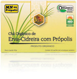 Organic Lemon Grass Tea With Propolis 30g
